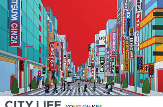 Artist Kim Yong-oh's CITY LIFE exhibition