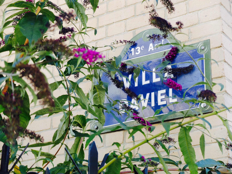 Promenades dans le Paris bucolique : la Villa Daviel, 13e