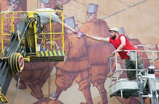 Mural İstanbul 2016