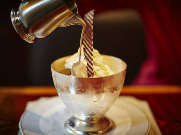 Brasserie Zedel late night ice cream