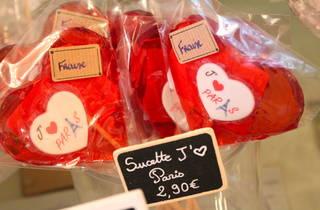 Bonbon au palais (© C.Gaillard)