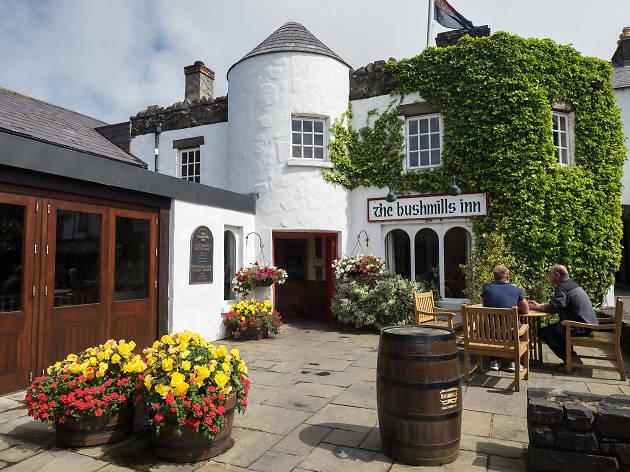 bushmills inn, belfast