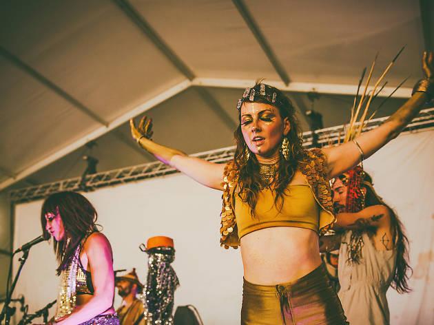 Smmmile : un nouveau festival musique & food en plein air à La Villette