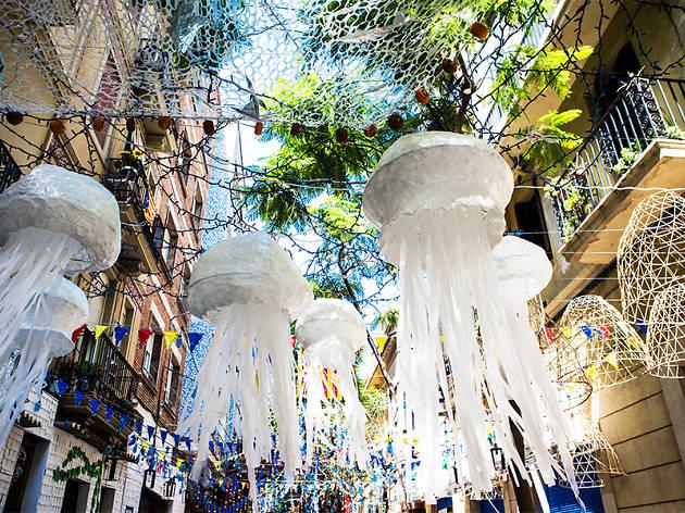 Festes de Gràcia 2016 - Joan Blanques de Baix de Tot
