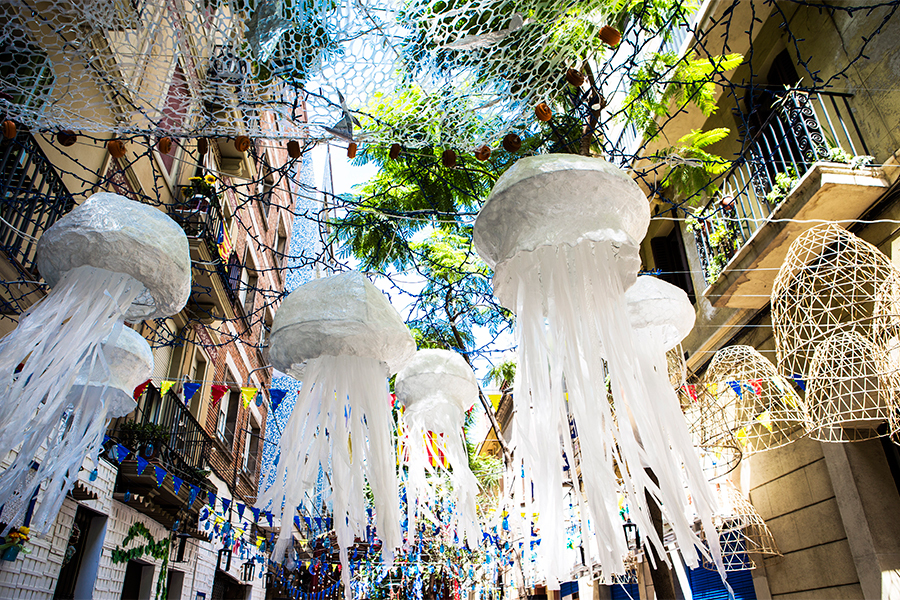 Festes de Gràcia 2016 [Fotos]