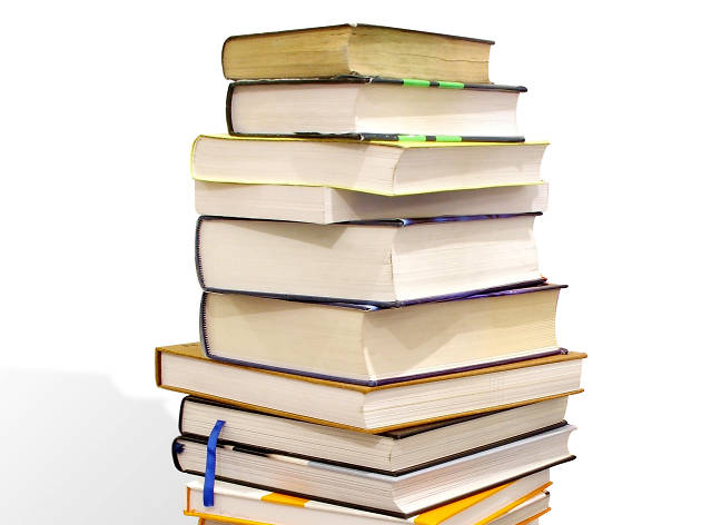 Troque o livro que acabou de ler por outro