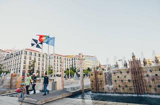 Praça Martim Moniz