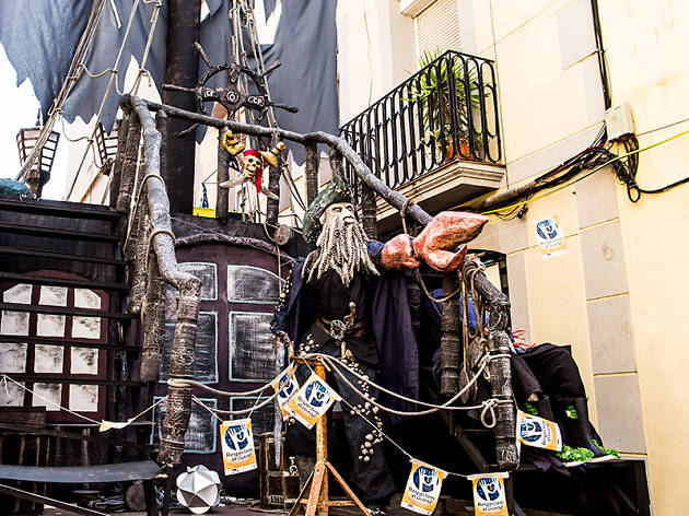 Progrés - Festa major de Gràcia 2016