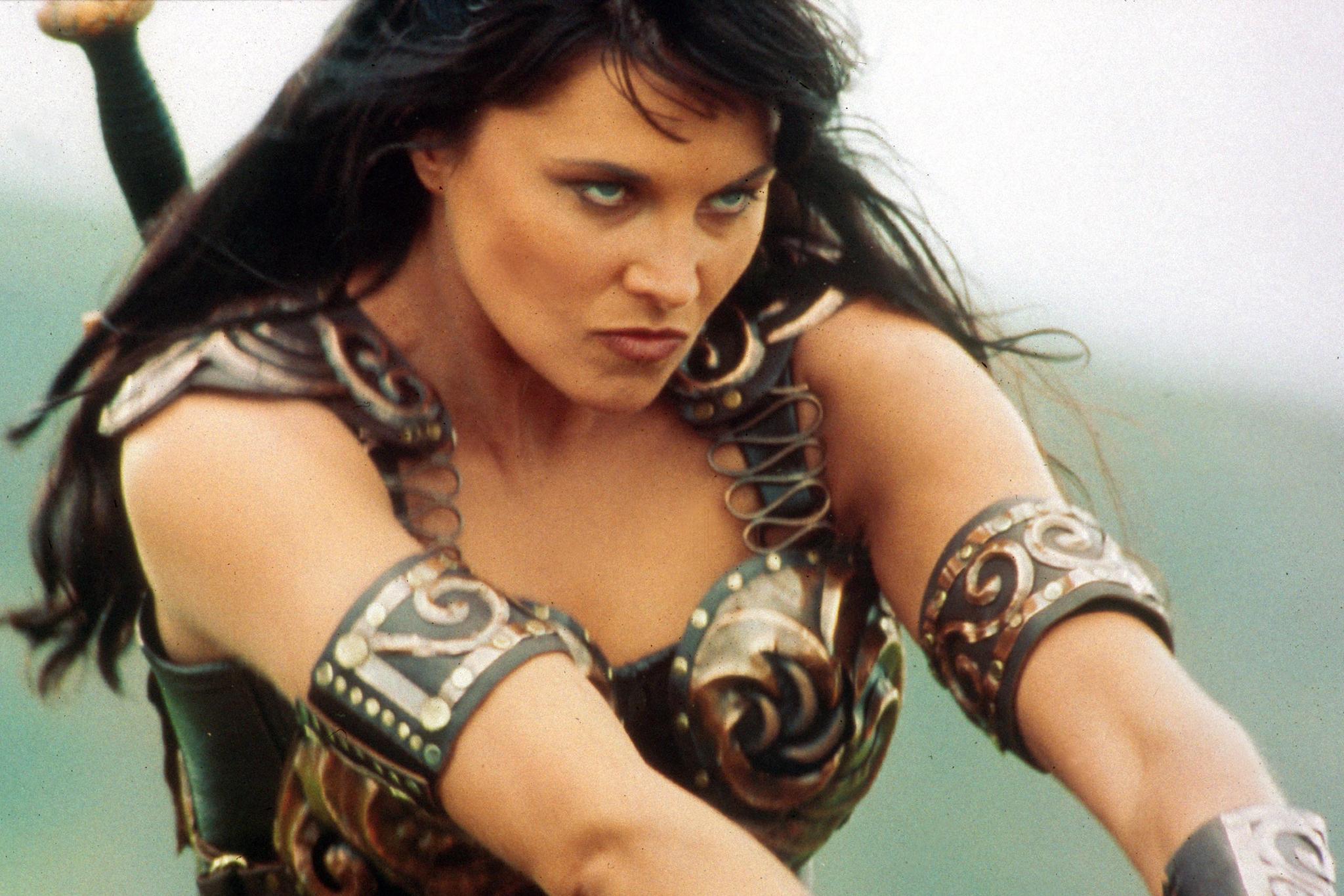 Xena (Lucy Lawless, Xena: Warrior Princess)