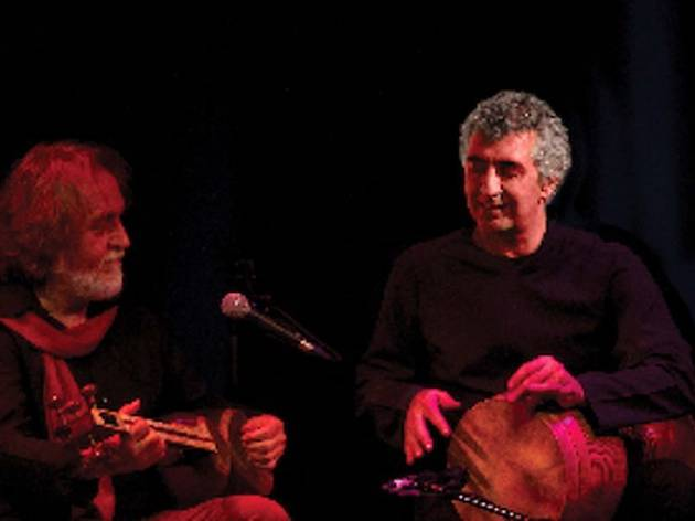 Season Of Music From Iran: Heart Strums, The Art Of Improvisation