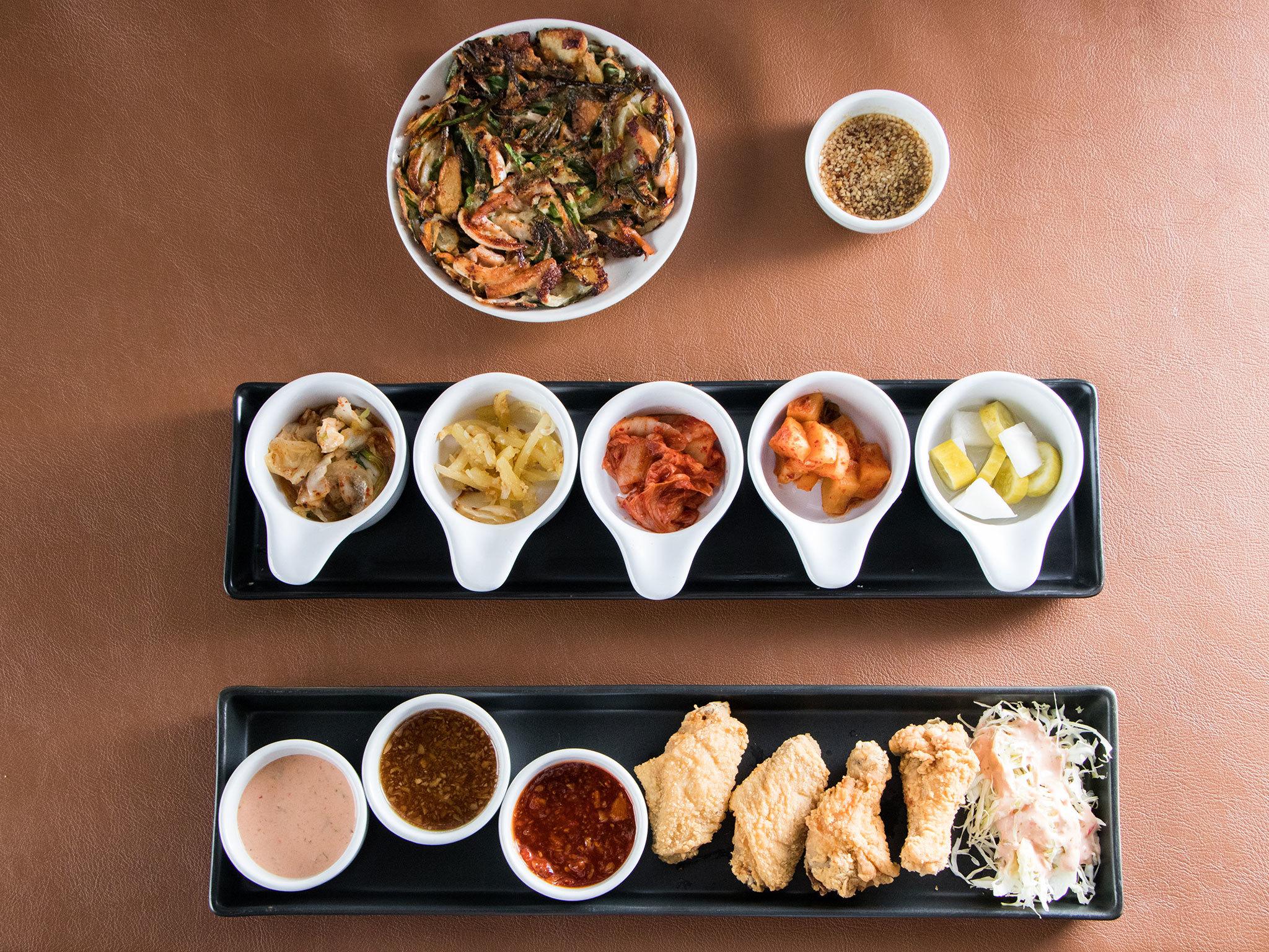 Choi Choi Chicken
