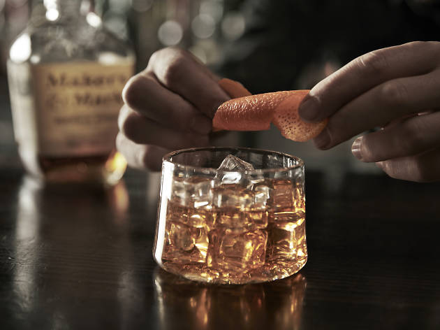 Maker's Mark Old Fashioned