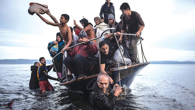 Sergey Ponomarev, Reporting Europe's Refugee Crisis (2016)