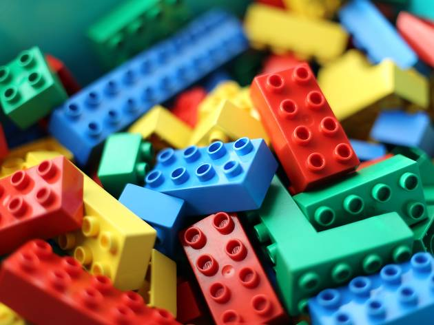Asia's biggest Lego store has just opened in Mong Kok