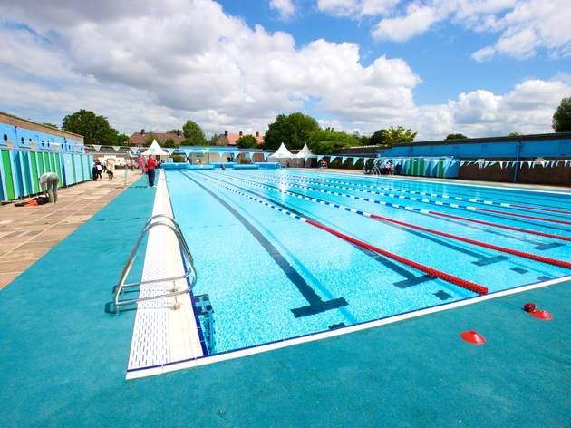 London's lidos and outdoor pools