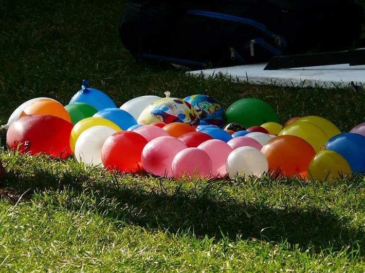 Guerra de globus d'aigua