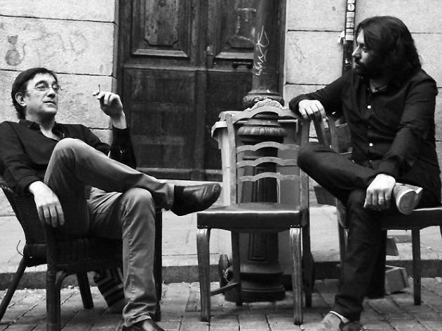 Josemi Carmona y Javier Colina
