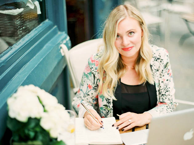 Hen do experts: Charley Beard, founder of London Bride, 2016