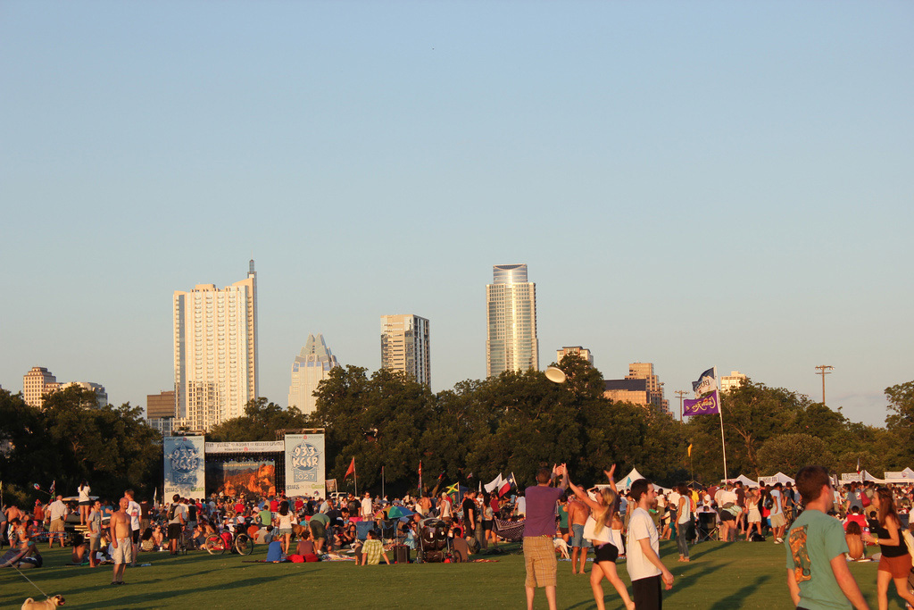 KGSR's Blues on the Green