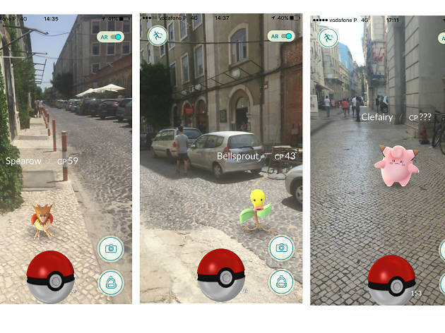 Terás sempre em mente que Pokémons nunca são demais