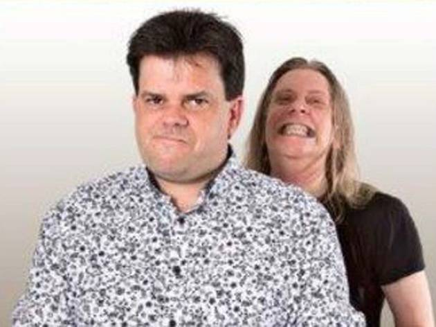Stu & Garry's Free Improv Show