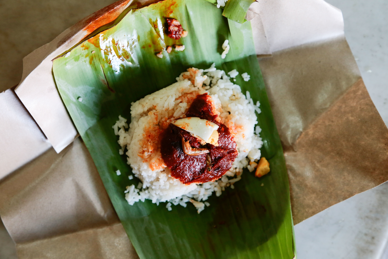 The best nasi lemak in KL