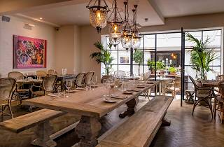 The best restaurants for hen parties in London - The Harcourt