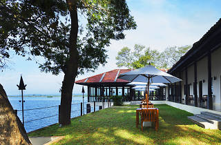 The lake house, Polonnaruwa