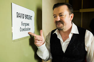 david brent - forgone conclusion