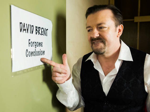 Ricky Gervais, David Brent Life On The Road