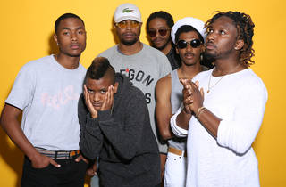 The Internet band, press 2016