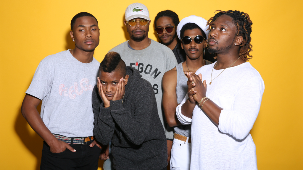 The Internet on evolving R&B and rubbing shoulders with rockers