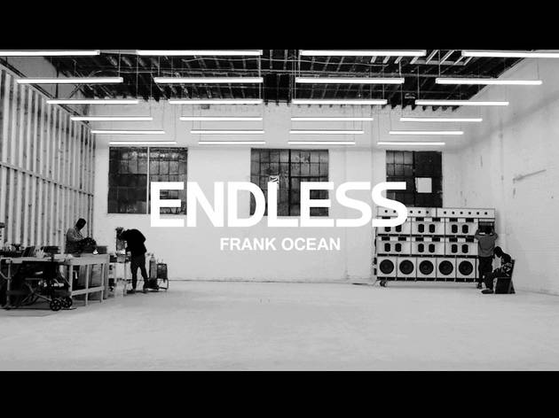 First thoughts on Frank Ocean's 'Endless'