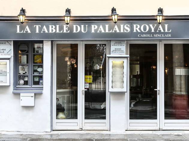 La Table du Palais Royal