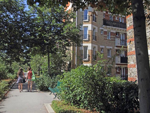 Paris vu d'en haut : promenade sur la Coulée verte René Dumont