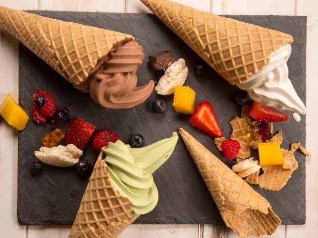 Five places in London that serve vegan ice cream