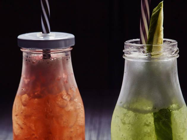 London's best restaurants for drinking cocktails - Kurobuta