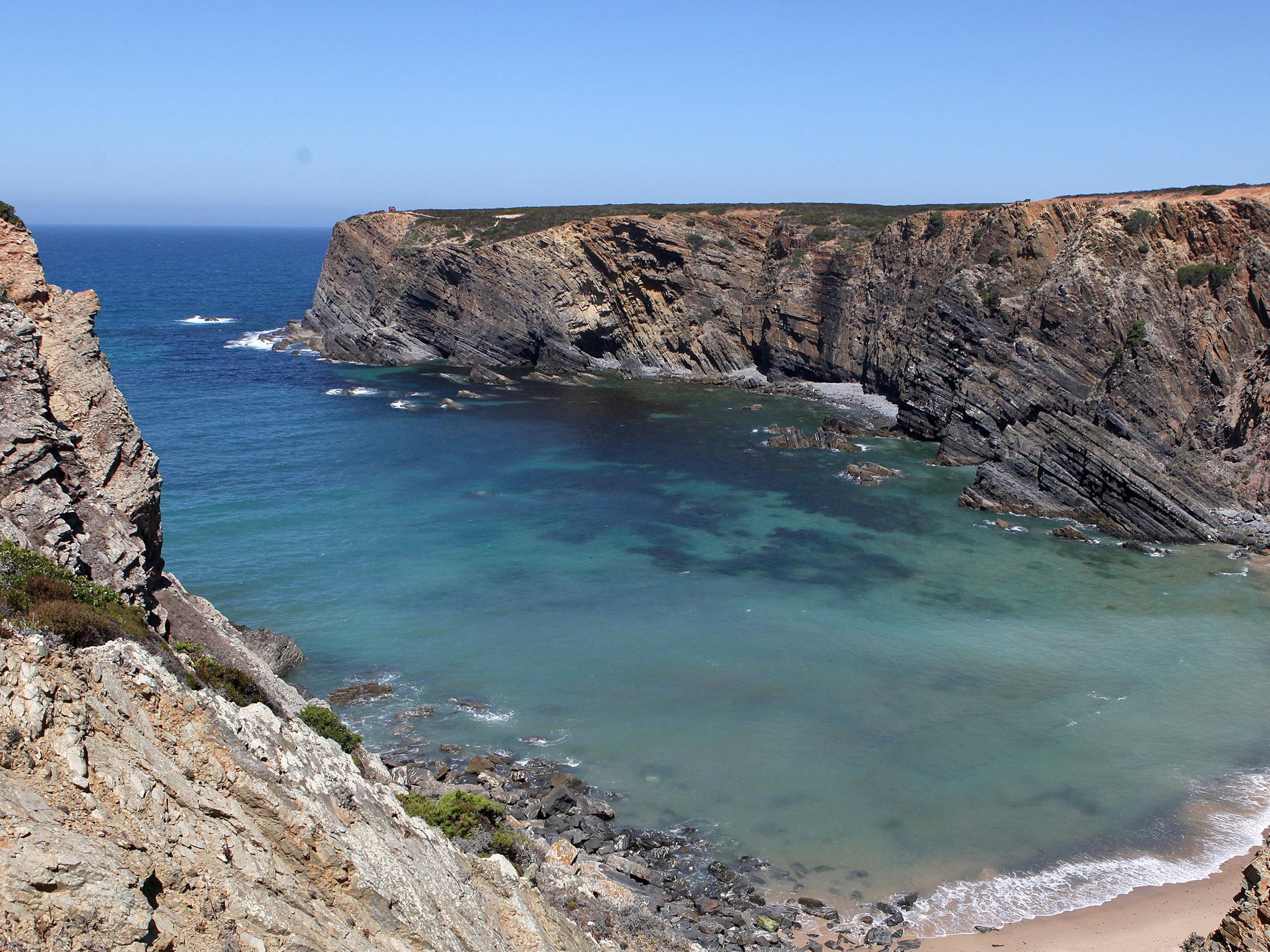 As melhores praias na Zambujeira do Mar