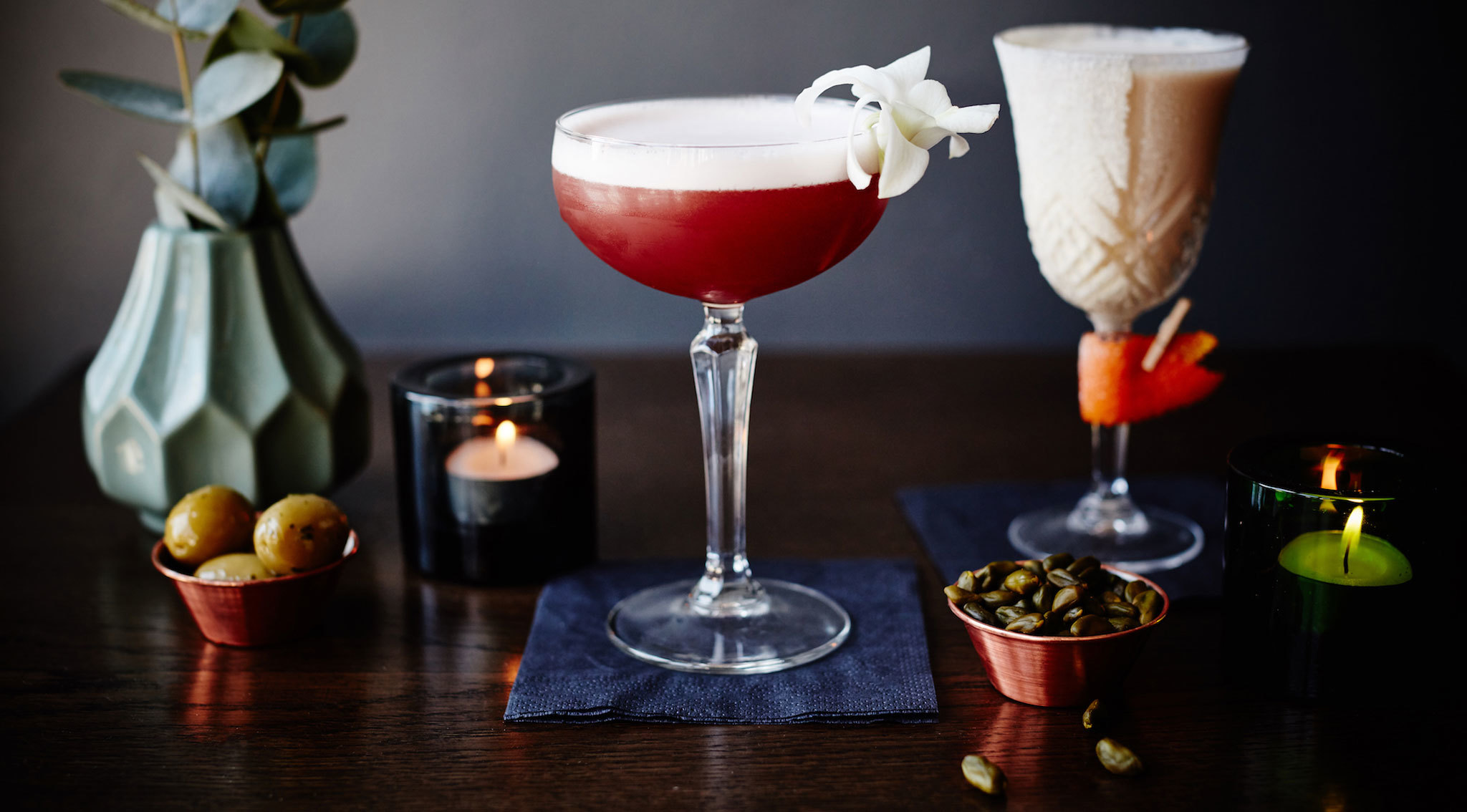 London's best restaurants for drinking cocktails