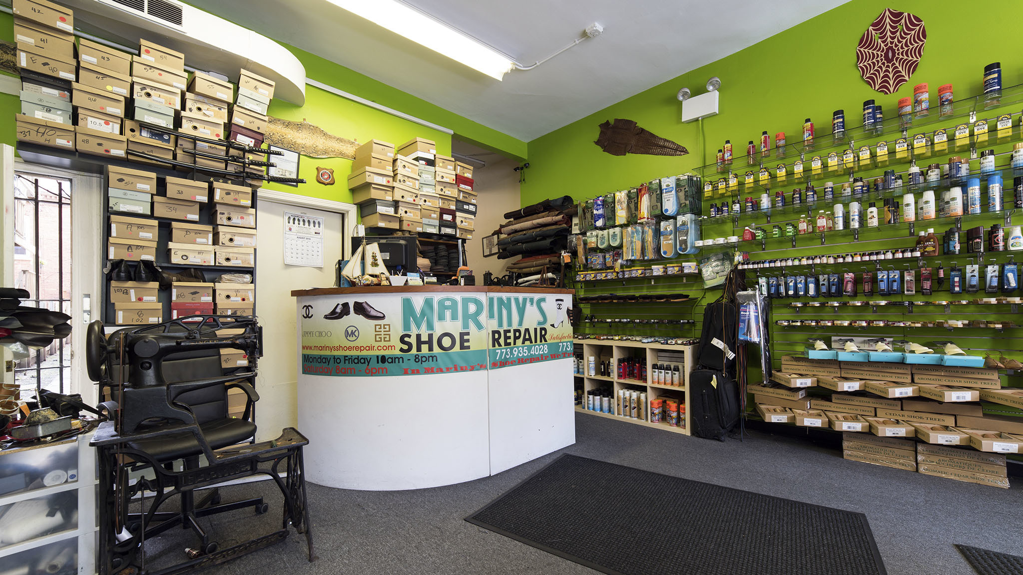best shoe repair shops in chicago