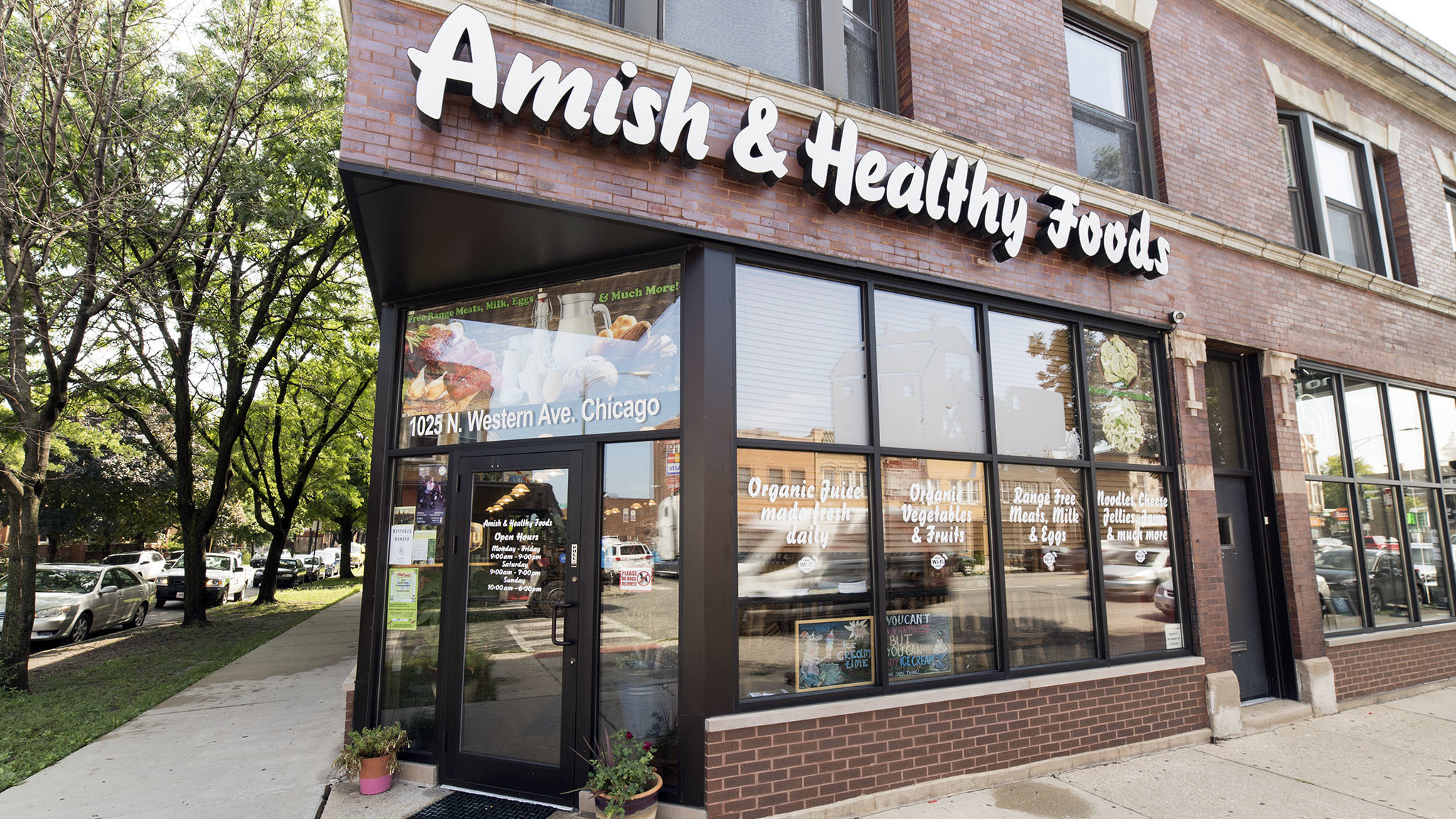 Organic Health Food Stores In Chicago