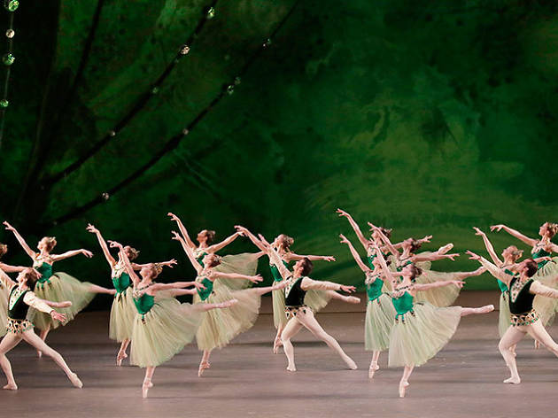 New York City Ballet: Jewels