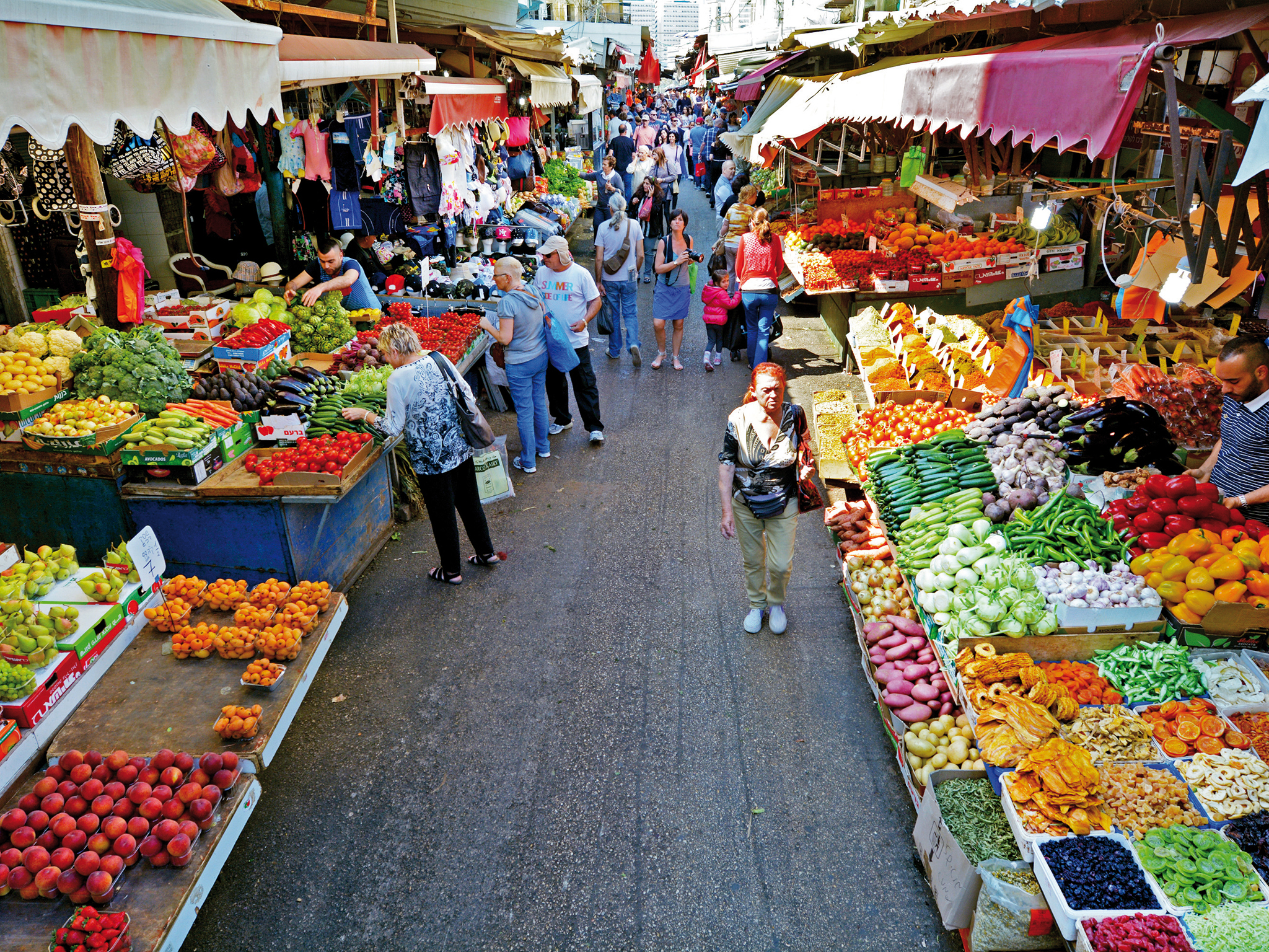 The Carmel Market