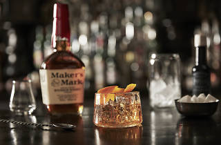 Makers Mark Old Fashioned