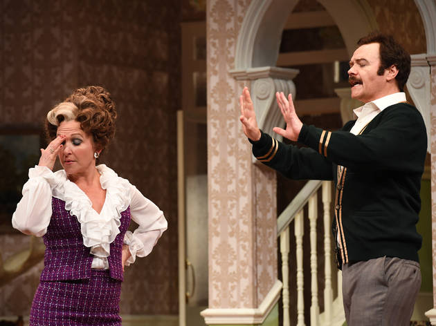 Fawlty Towers Live 2016 2 (Photograph: James Morgan)
