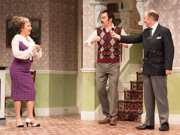 Fawlty Towers Live 2016 5 (Photograph: James Morgan)