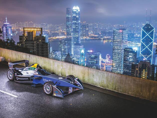 FIA Formula E HKT Hong Kong ePRIX Roadshow