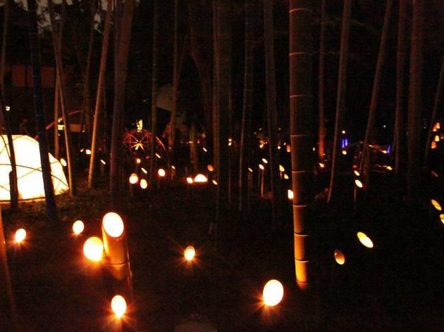 竹とうろうまつり