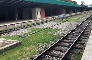 Ride Back In Time: Tanjong Pagar Railway Station