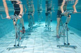 Underwater spin